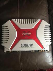 Sony Xplod 100w amp
