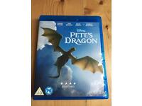 Disney's Pete's Dragon Blu Ray