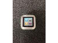 Apple ipod nano in pink