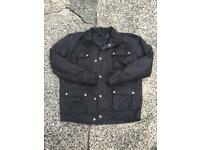 Lightweight textile armour jacket