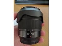 Panasonic 12-60mm 3.5-5.6 Power OIS Lens