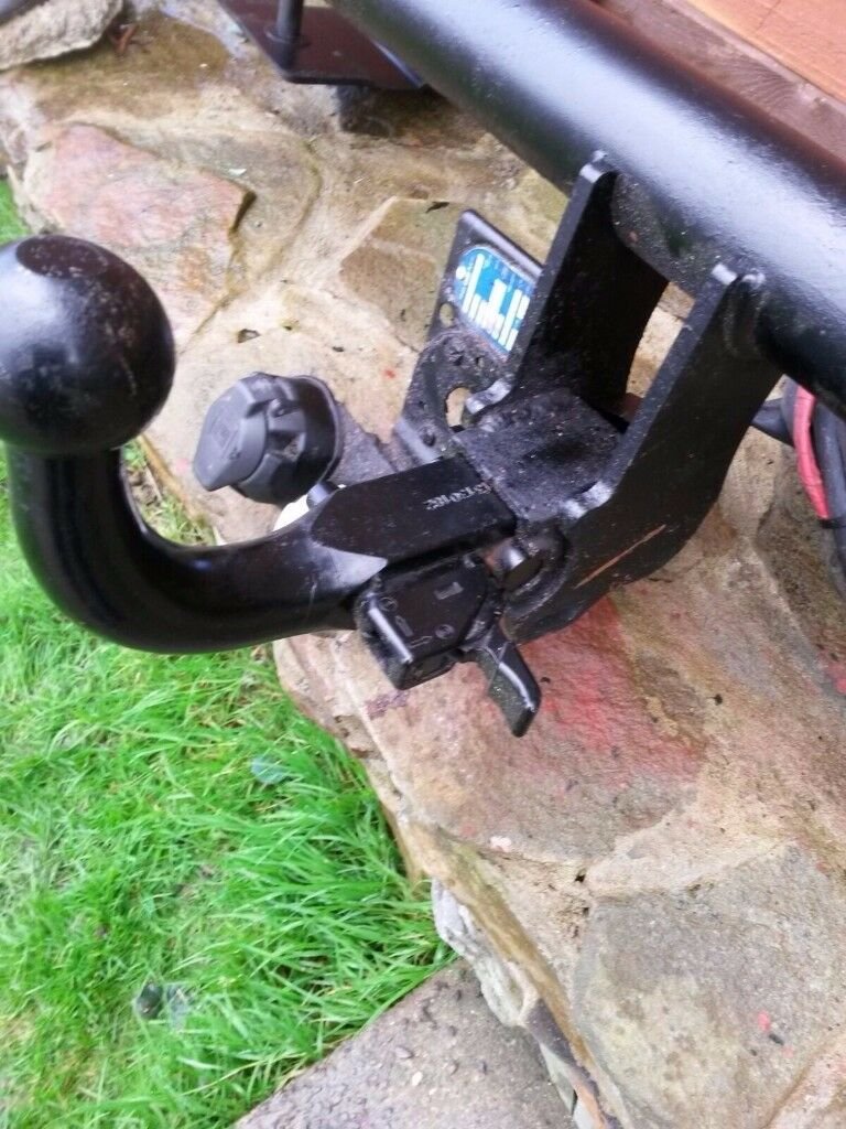 Tow bar for vectra c 2002-2008 model