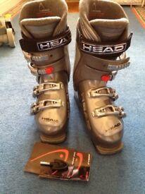 Head Ski Boots - Size 5 / 5.1/2