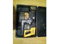 Dewalt 24V SDS cordless drill