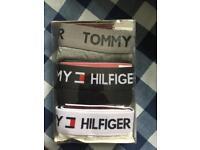 New Tommy hill figure ,Ck & Hugo boss boxer