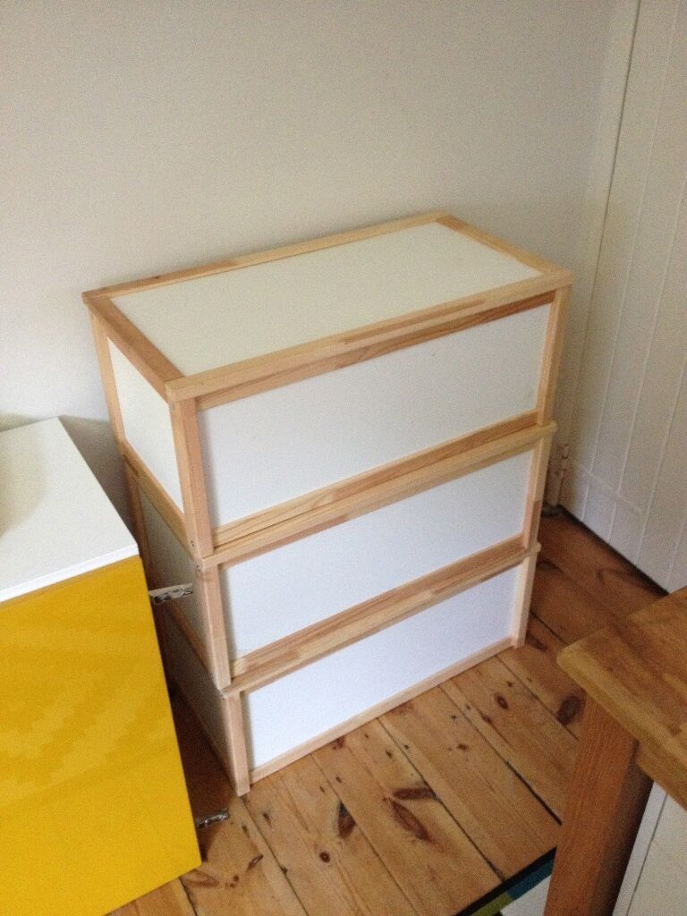 3 x stackable wooden toy or blanket chests from ikea for Toy chest ikea