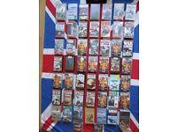 52 x WW1 & WW2 War Documentary VHS Video Tapes