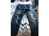 2 pairs of jeans size 10, brand new