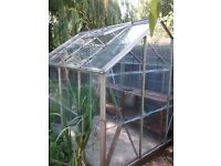 8x6 Greenhouse/Intact/Dismantled/Can deliver