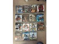 PlayStation 3 games bundle