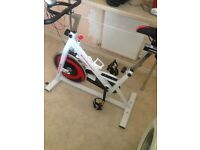 Spinning exercise bike for sale