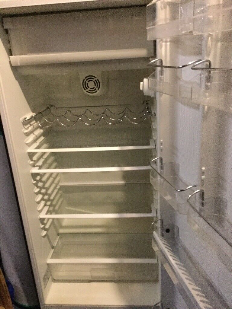 Excellent Smeg Upright Fridge Black All New Shelving In Barwell Leicestershire Gumtree Home Interior And Landscaping Transignezvosmurscom