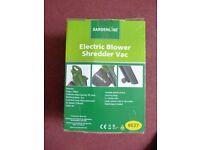 Gardenline electric Blower Shredder Vac - unused - still boxed