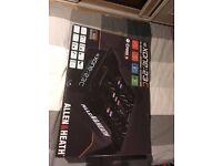 Allen & Heath xone23c Mixer £300