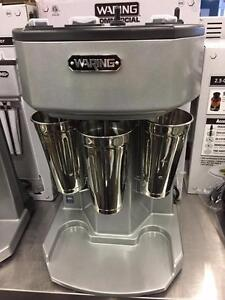 LONDON'S NEW HOME OF WARING FOOD SERVICE PRODUCTS - MILKSHAKE MIXERS/FOOD PROCESSORS/STICK MIXERS