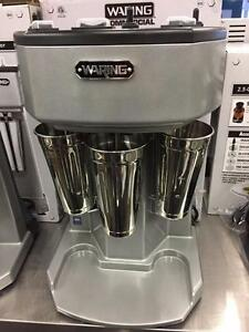 LONDON'S NEW HOME OF WARING FOOD SERVICE PRODUCTS - MILKSHAKE MIXERS/FOOD PROCESSORS/IMMERSION BLENDERS