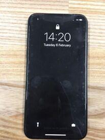 Iphne X for Sale 256 unlocked black