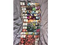 Marvel Comic Collection c60 comics