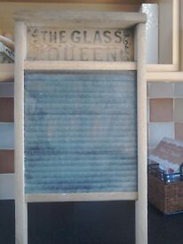 Antique washing board