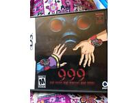 9 Hours 9 Persons 9 Doors - Nintendo DS RARE
