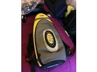 Moulded rucksack gig bags for trumpet, cornet, sax, horn, flute, trombone New, various colours