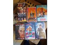 8 VHS Girl Power Films Tomb Raider, Xena, Thelma & Louise, GI Jane, Charlies Angles,