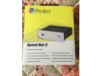 Pro-ject speed box s