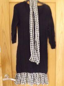 Next Jumper Dress/ Tunic Size 10