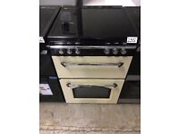 Leisure Gourmet GRB6CVC Electric Cooker with Ceramic Hob - Cream