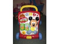 Disney baby multi activity walker
