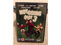 Not Going Out - Series Three [DVD]