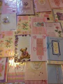 Joblot Of 50 Mothers Day Cards