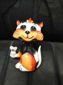 LORNA BAILEY CAT - collectable cat