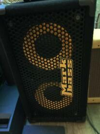 Mark bass 102p Cab 8ohms 400w