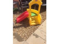 Little tykes slide