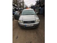 2005 Audi A6 Final Edition Tdi Estate 1.9 Diesel Grey BREAKING FOR SPARES