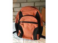 matching mini rucksack & hold-all