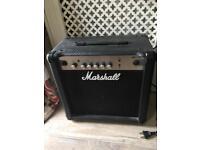 Marshall MG15CF 15 watt Guitar amp