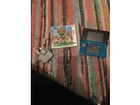 Nintendo 3DS with Animal crossing and charger