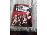 A Photographic History of The Rolling Stones.