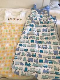 Sleeping bags 6-18 months
