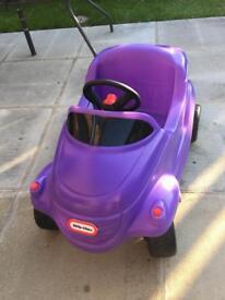 Little Tikes Car Rare