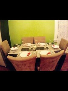 Dinning room set for sale