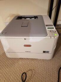 Laser LED OKI Printer - C301dn including A4 paper