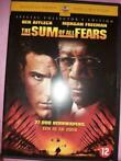 DVD The Sum Of All Fears