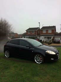 Fiat Bravo 2.0 MULTIJET SPORT 5d 165 BHP with Panoramic Roof
