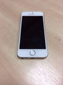 Apple iPhone 5s - 16GB - Gold (Unlocked) Smartphone