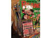 Beano Comic collection, approx 150 comics 2012 - 2013