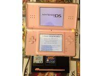 Nintendo DS plus games