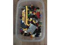 Lego heads/bodies